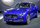 Maserati Levante vstoupilo na �esk� trh, nejlevn�j�� verzi poh�n� turbodiesel