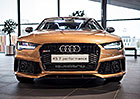 Audi RS 7 Performance Exclusive: S p��chut� drah�ho ko�aku
