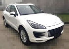 Zotye SR8, prachsprost� kopie Porsche Macan, se ofici�ln� p�edstav� v Pekingu