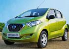Datsun Redi-Go: Levný městský crossover pro Indii