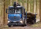 Mercedes-Benz Arocs 2658 L 6x4 pro svoz d�eva