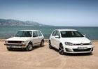 VW Golf GTI slav� 40 let: Velk� fotogalerie v�ech generac�