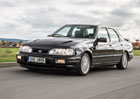 Za volantem Fordu Sierra Cosworth 4x4: Nenápadně, leč ostře