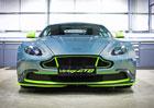 Aston Martin Vantage GT8: Kila dolů a koně nahoru (+video)