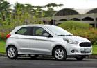 Ford v Evropě letos představí nové Ka, bude mít pět dveří