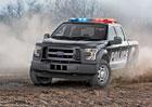 Ford F-150 Special Service Vehicle: Novinka nejen pro Policii