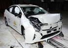 Euro NCAP 2016: Toyota Prius – Pět hvězd podle nového hodnocení