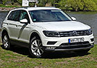 Testujeme nov� Volkswagen Tiguan. Je to takov� Touran do ter�nu