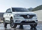 Nový Renault Koleos odhalen na první fotografii