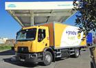 Renault Trucks D Wide CNG Euro 6 pro La Poste