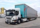 Scania, Ihro a Audi: Spole�n� pilotn� projekt plynov�ho pohonu