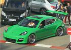 Video: Porsche Panamera v tuzingu