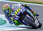 Motocyklová VC Španělska 2016: Kvalifikaci si podmanili Rossi, Lowes a Bulega
