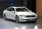 Autosalon Peking 2016: Koncernov� ve�er VW. Zn�te VW Magotan?