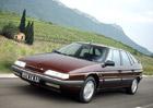 Evropské Automobily roku: Citroën XM (1990)