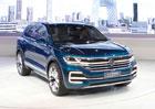 Volkswagen T-Prime GTE naznačuje příchod nového luxusního SUV