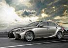 Lexus IS: Sedan st�edn� t��dy prod�lal lehkou modernizaci