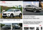 P�ipravujeme facelift mobiln� verze Auto.cz. P�idejte sv� n�zory!