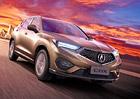 Honda Avancier a Acura CDX: Honda v ��n� zbroj�