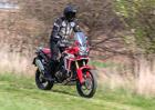 Test: Honda CRF 1000 L Africa Twin DCT. Klidně až do Afriky!