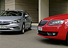 Video: Opel Astra Sports Tourer vs. �koda Octavia Combi