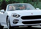 Fiat propaguje nový 124 Spider. Podívejte se, jak vznikal spot s orlem!