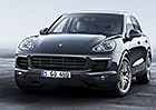 Porsche Cayenne Platinum Edition: Špičková výbava pro diesel a hybrid