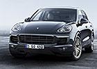 Porsche Cayenne Platinum Edition: �pi�kov� v�bava pro diesel a hybrid