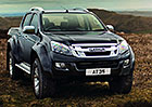 Isuzu D-Max AT35: Speciál do divočiny od Arctic Trucks