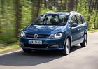 Volkswagen Sharan: Nejsilnější diesel nově s pohonem všech kol