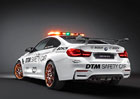 BMW M4 GTS: DTM má nový safety car