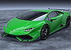 Lamborghini nab�z� vlastn� aero kit pro Hurac�n