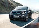 BMW i3 dojede d�le, d�ky lep��m bateri�m a� 300 km
