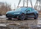 Tesla Model S �Elizabeta�: Elektrotuning!