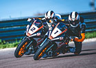KTM modernizuje lehký supersport RC 390