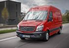 Mercedes-Benz Sprinter: Vyšší výkon i nosnost