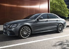 Seznamte se s nov�m Mercedesem t��dy E