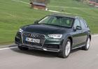 Nov� Audi A4 Allroad odhaluje �esk� ceny, k dispozici je jen s 3.0 TDI