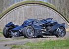 Arkham Knight pro Gumball 3000: Tenhle Batmobil projede Prahou! (+video)