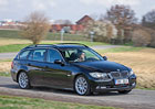 Ojeté BMW řady 3 (E90, E91, 2005 - 2012): Jiná, přesto stále záživná
