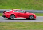 Lexus GS F na okruhu: Osm sekund od Stiga