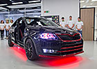 Novodobé kupé Škoda Rapid se jmenuje Atero
