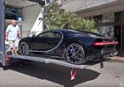Video: Jedno z prvn�ch Bugatti Chiron dorazilo do Monaka. V n�kla��ku!