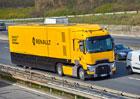 Renault Trucks řady T pro Renault Sport Formula One Team
