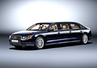 Audi přemýšlí o ještě větší A8, konkurovala by Maybachu