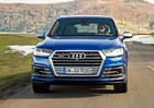 Audi SQ7 4.0 TDI: Poprvé jsme projeli nový čtyřlitrový osmiválec! (+video)