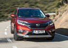 Honda CR-V v nové generaci výrazně vyroste, nabídne sedm míst