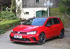 Volkswagen Golf GTI Clubsport: První jízdní dojmy