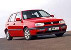 Evropsk� Automobily roku: Volkswagen Golf (1992)