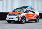 Z�chran��sk� v�stava RETTmobil 2016: I BMW i3 m�e b�t z�chran��!